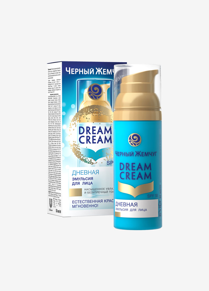 Dream Cream Day Face Emulsion