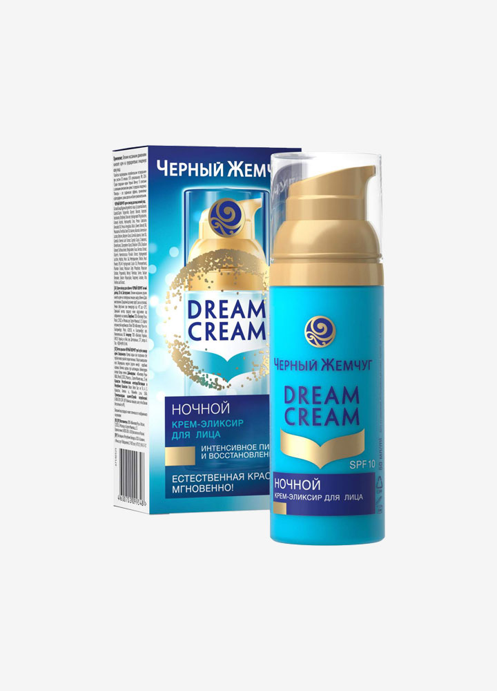 Dream Cream Night Face Cream-Elixir
