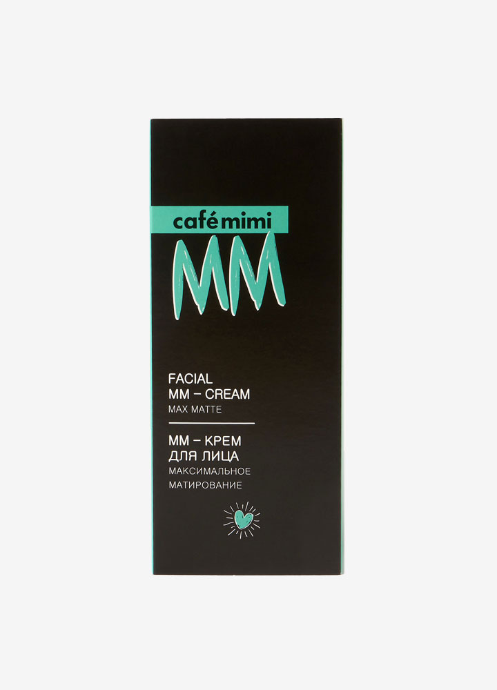 Max Matter Facial MM - Cream