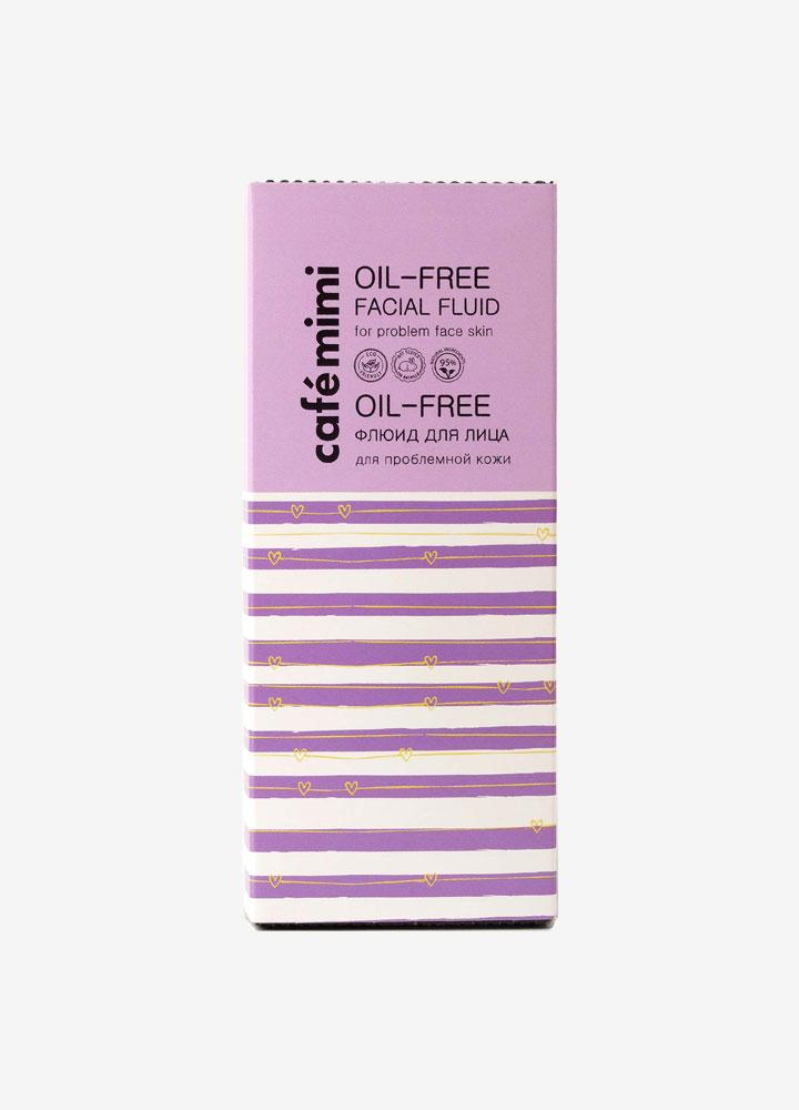 Oil - Free Facial Fluid for Problem Skin