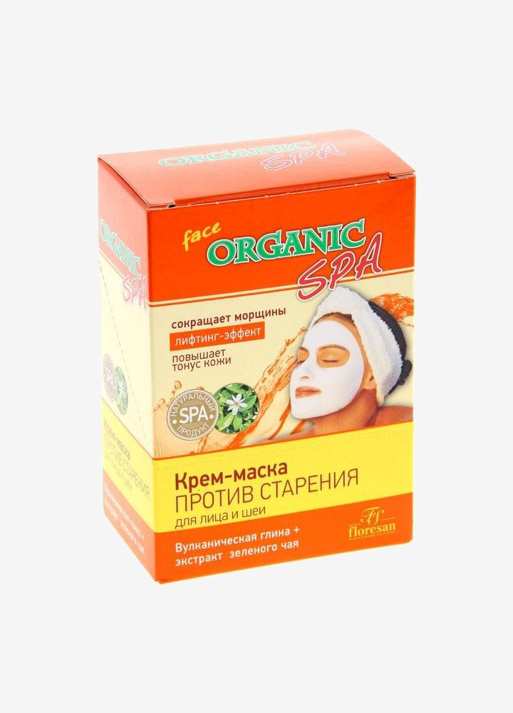 Organic SPA Anti-Age Face Cream-Mask