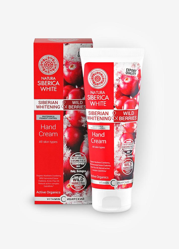 White (Whitening) Hand Cream