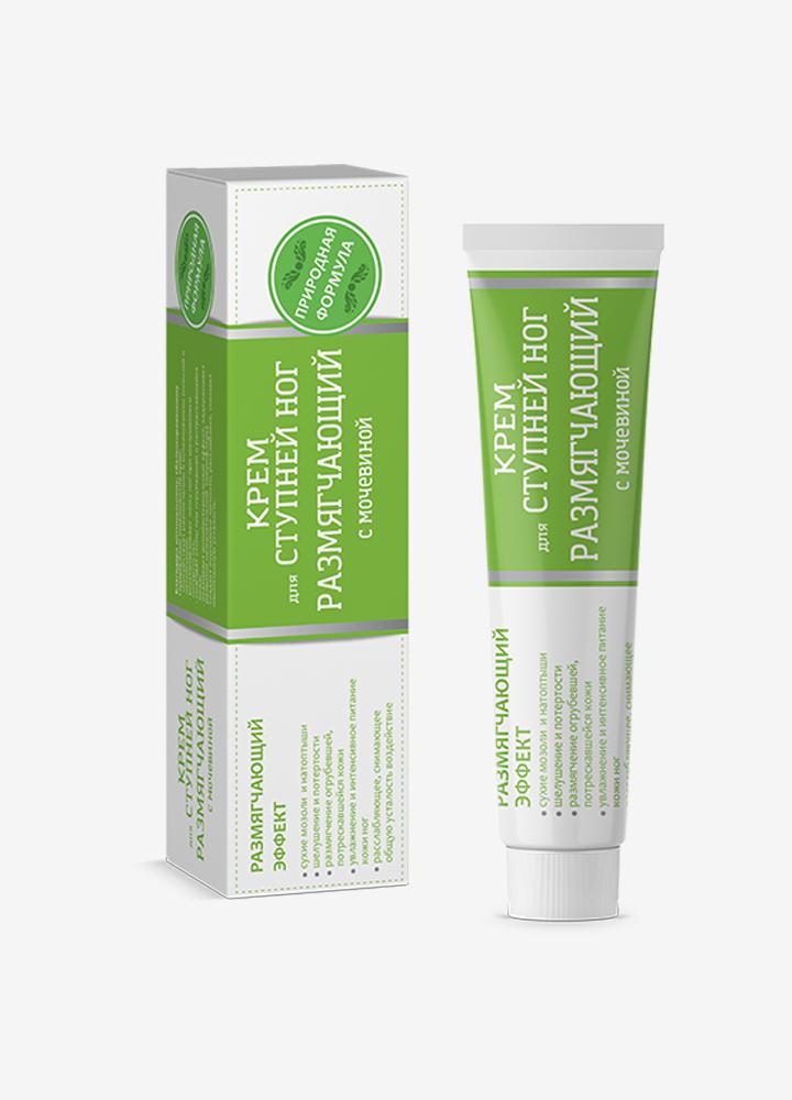 Softening Foot Cream with Urea