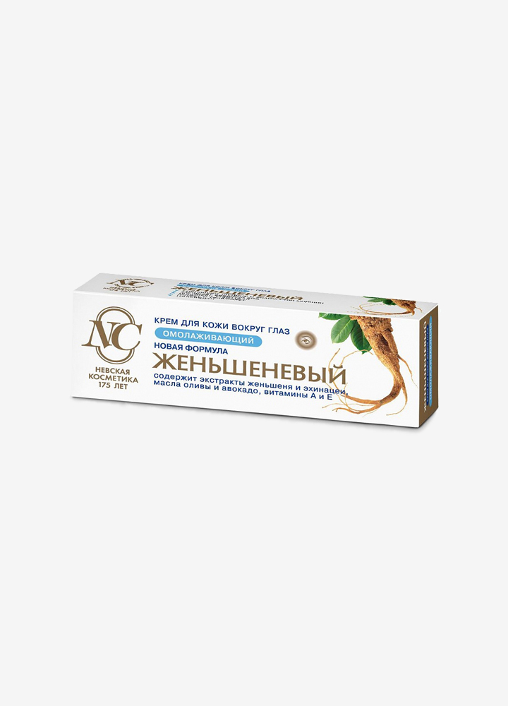 Ginseng Rejuvenating Eye Cream 30+