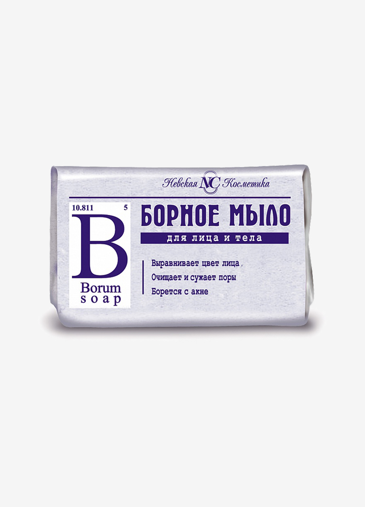 Boric Acid Soap