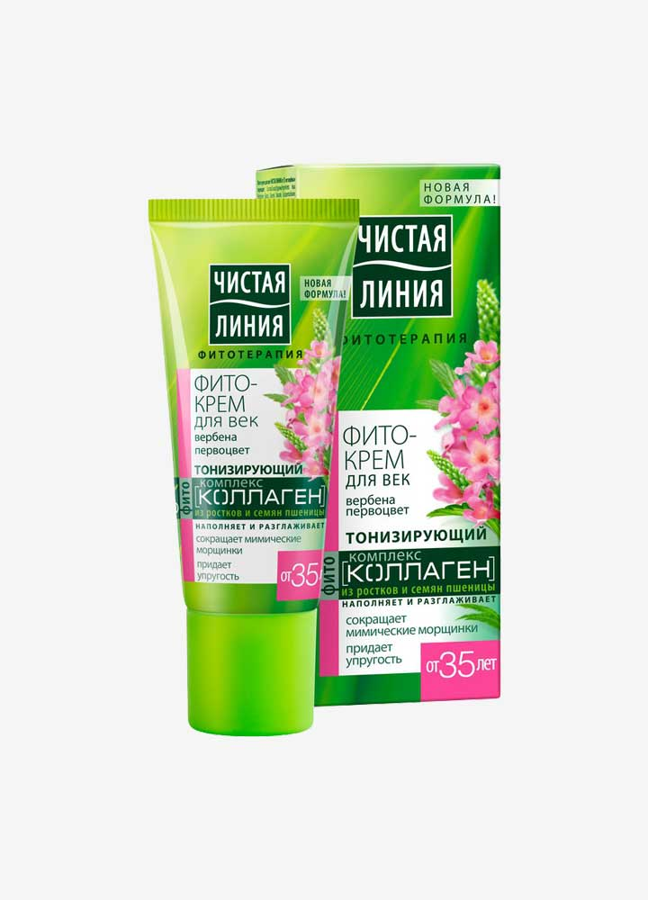 Tonic Eye Phyto-Cream 35+