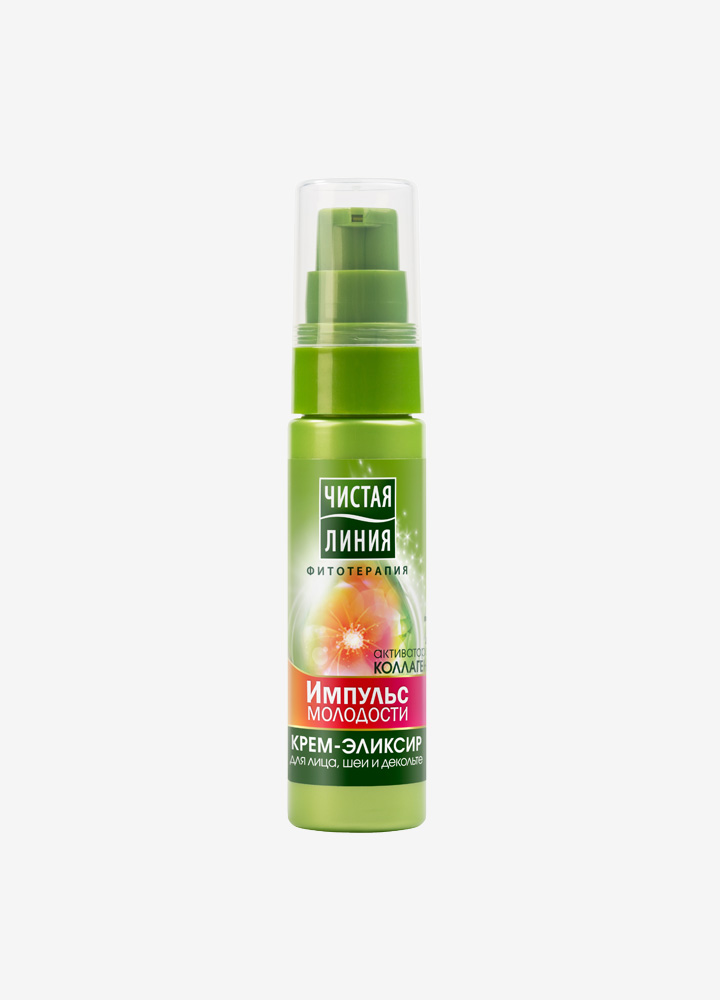 Impulse of Youth Concentrated Cream - Elixir 35+