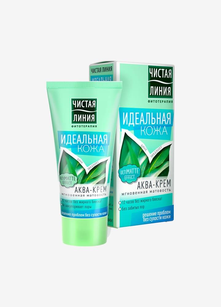 Perfect Skin Instant Matte Face Aqua-Cream