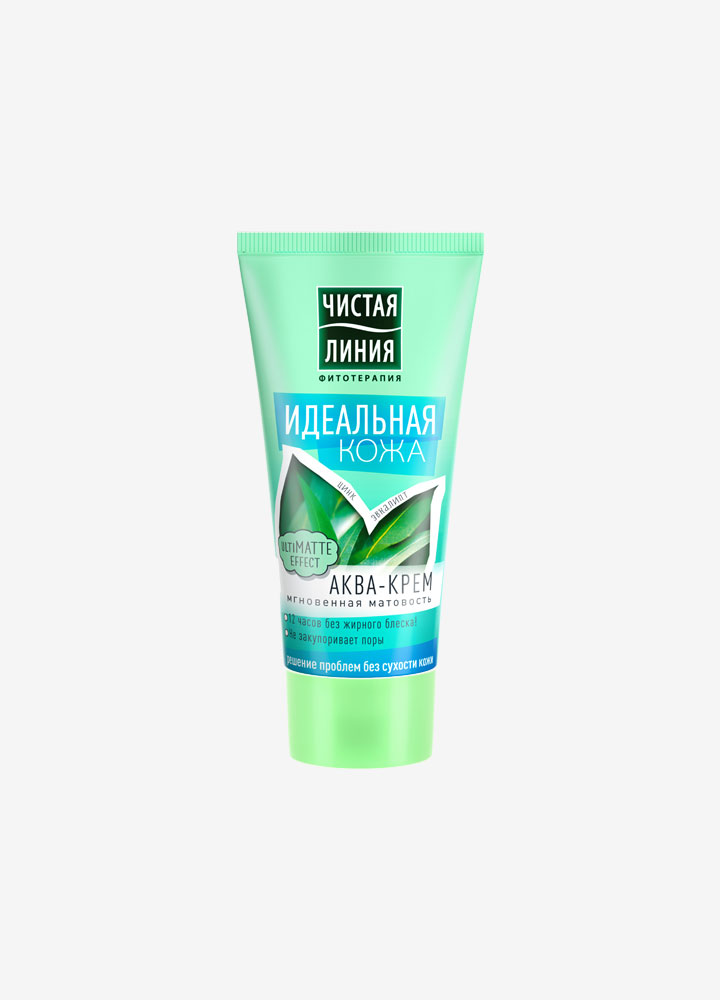 Perfect Skin Instant Matte Face Aqua-Cream