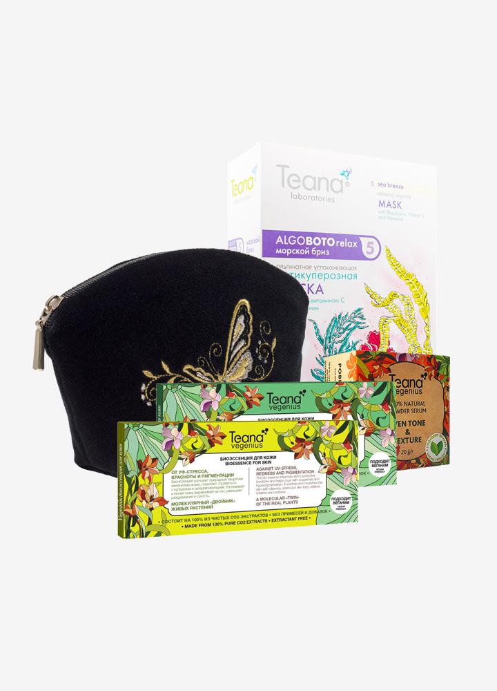Teana Anti-Couperose Skin Care Set