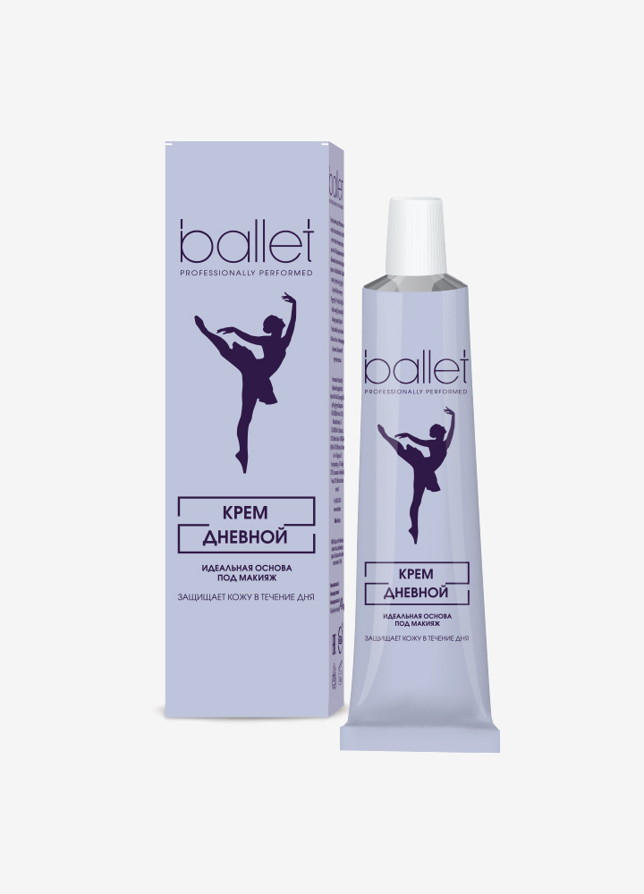 """Ballet"" Face Day Cream"