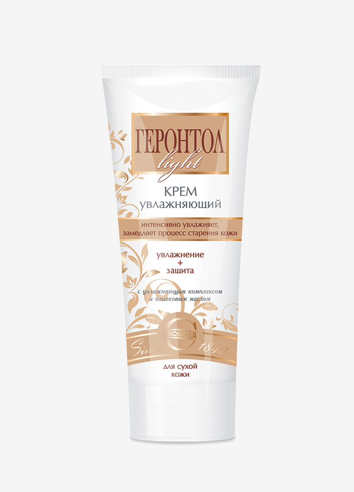 """Gerontol"" Light Moisturizing Face Cream"