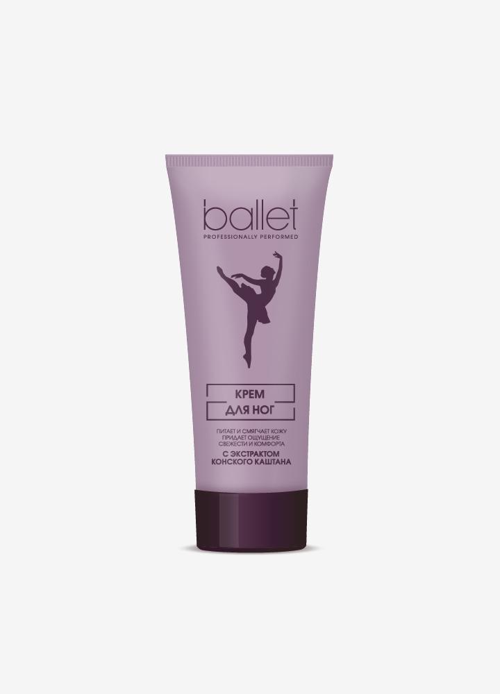 """Ballet"" Foot Cream"
