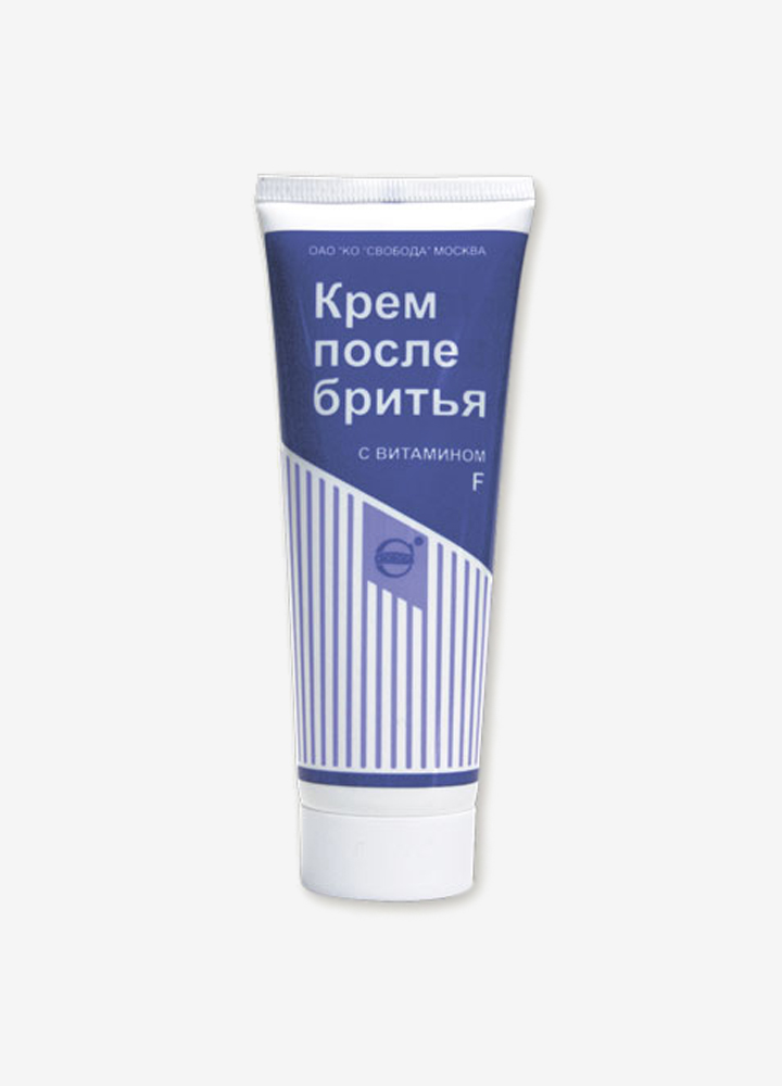 After Shave Cream with Vitamin F