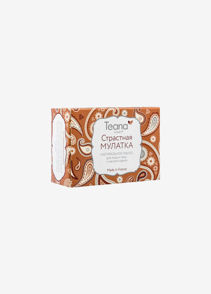 Shea Passion Moisturizing Bar Soap with Shea Butter