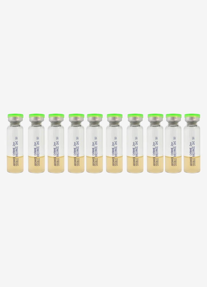 Double Radiance Anti-Pigmentation Face Ampoule Serum
