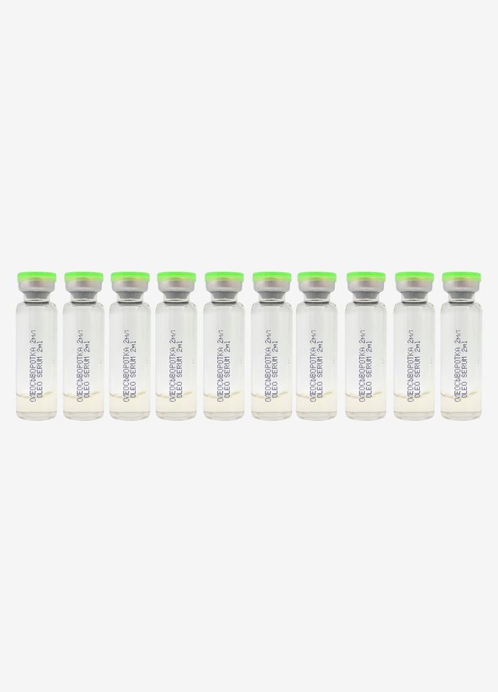 Oleo Moisturizing Face Ampoule Serum