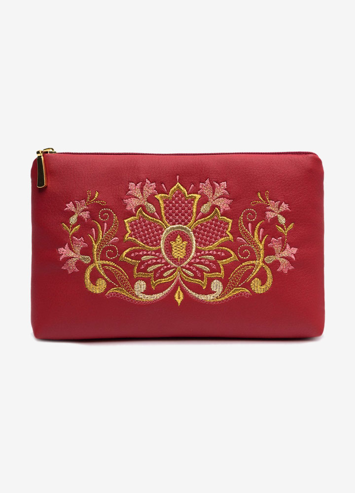 """""""The Scent of Innocents"""" Cosmetics Bag"""